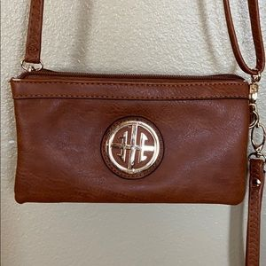 Handbags - Crossbody Purse/Wristlet